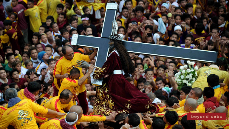 What is the Procession of the Black Nazarene About?