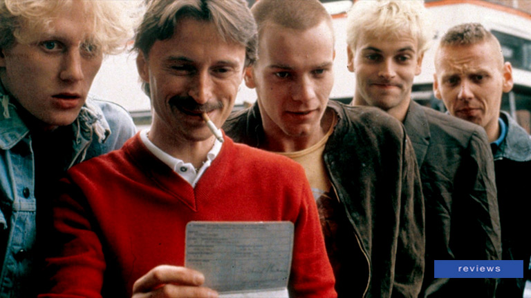 Trainspotting (1996) – Movie Review