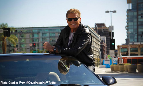 David Hasslehoff to Join Baywatch