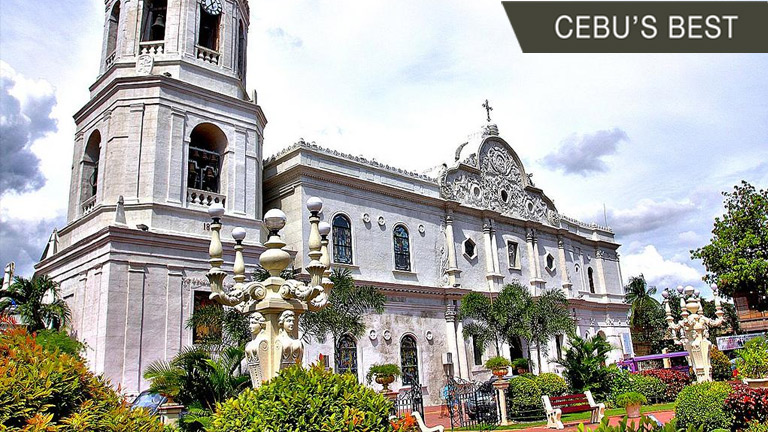 struggles constructing the Cebu Metropolitan Cathedral