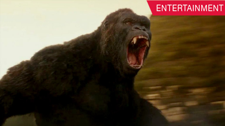 Kong crushes Becomes the King of the Box Office