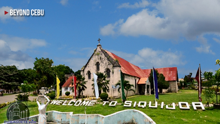 Why did the Spanish call Siquijor 'The Island of Fire'?