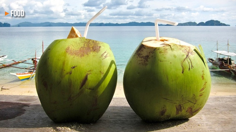 Here are the health benefits of drinking buko juice/coconut water