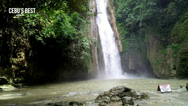 A Sight to See: How to get to Mantayupan Falls in Barili