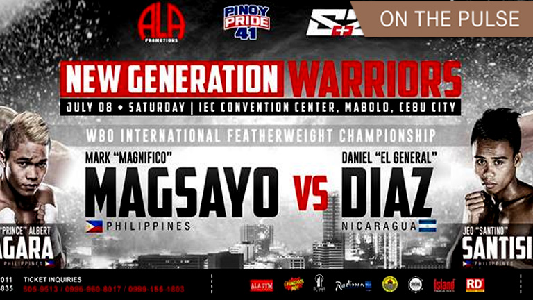 Pinoy Pride 41: New Generation Warriors