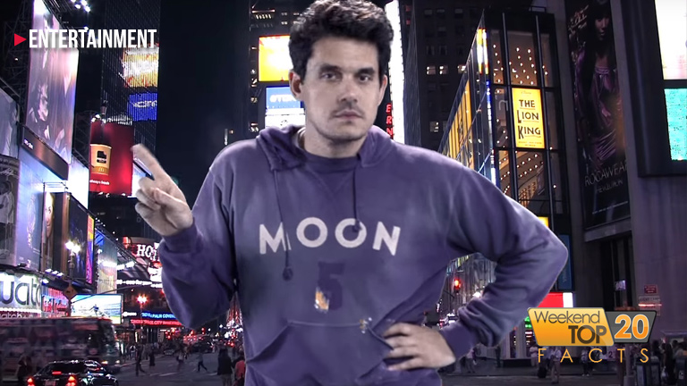 "How John Mayer created his ridiculous music video for ""New Light"""
