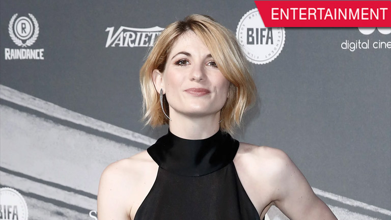 Jodie Whittaker will become the first woman to play Doctor