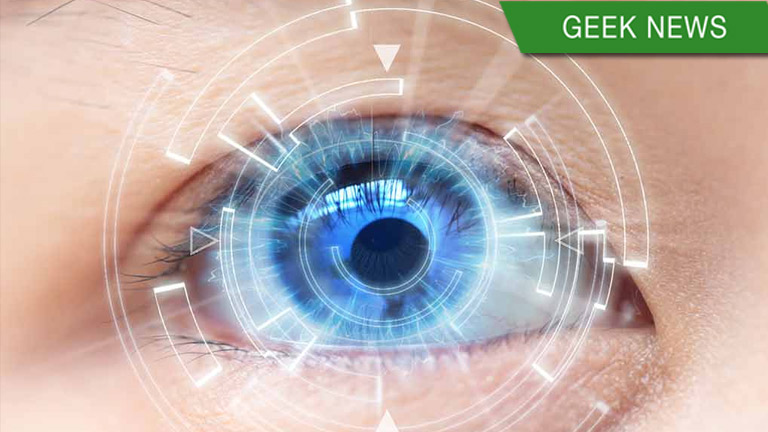 This bionic lens will give you 3 times better vision than 20/20