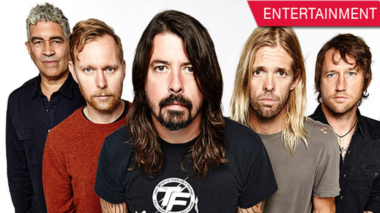 Will Taylor Swift and Adele appear on the new upcoming Foo Fighters album?
