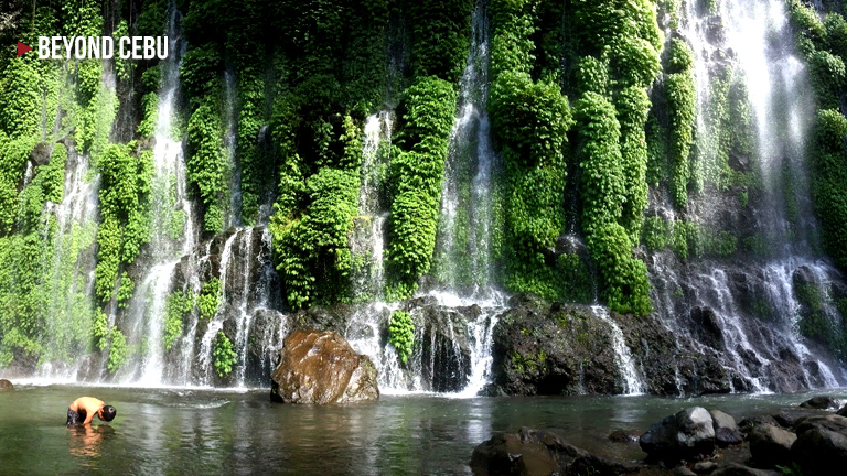 Who has been to the majestic Asik-Asik Falls in Mindanao?