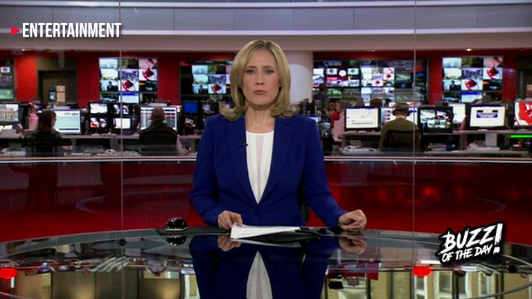 sex video was accidentally shown during BBC broadcast
