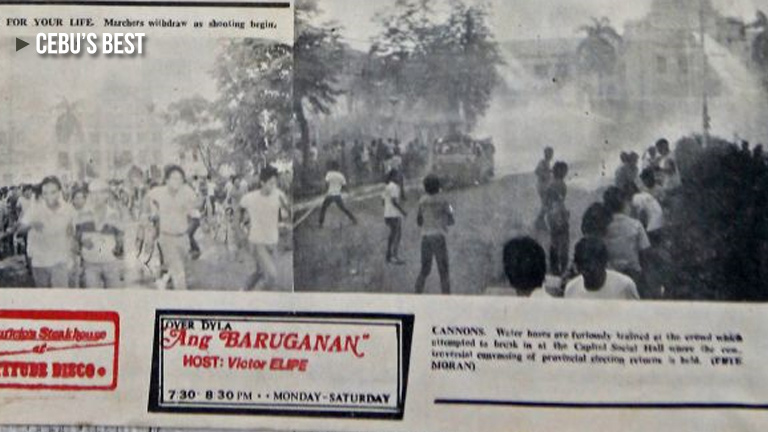 Battle at the Capitol: How Cebu fought against the Marcos Regime