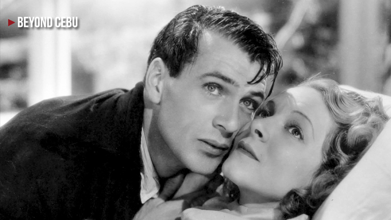 This 1939 Hollywood War Drama starring Gary Cooper was shot in Mindanao