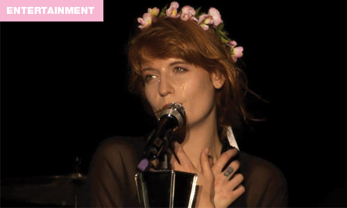 Hear Florence + The Machine's Song for Miss Peregrine's Home for Peculiar Children