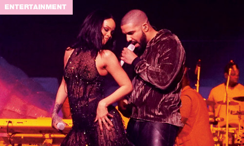 Drake and Rihanna now Dating