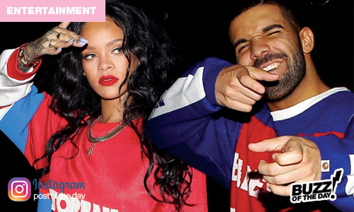 Drake and Rihanna Get Matching Tattoos