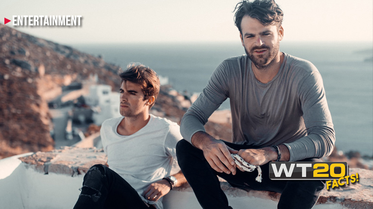 WT20FACTS the Chainsmokers