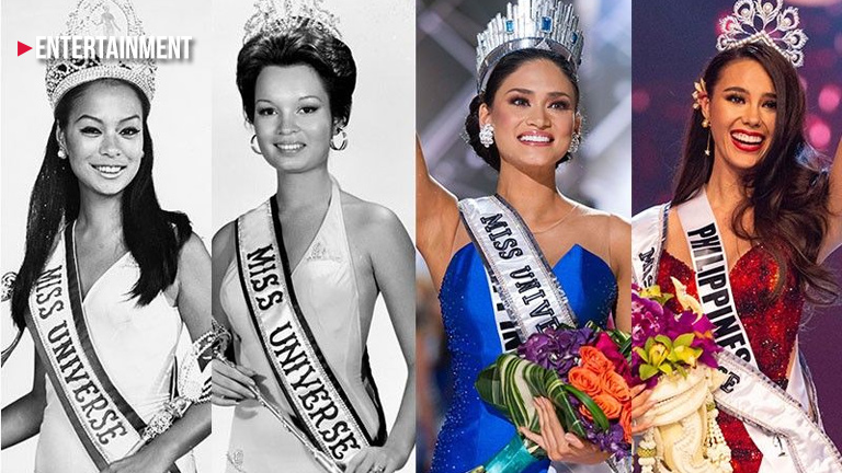 winning answers given by the Philippines' four Miss Universe titleholders