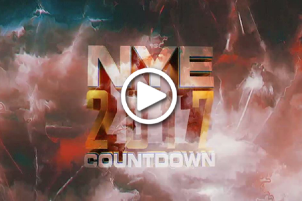 Y101 New Year's Eve Countdown to 2017