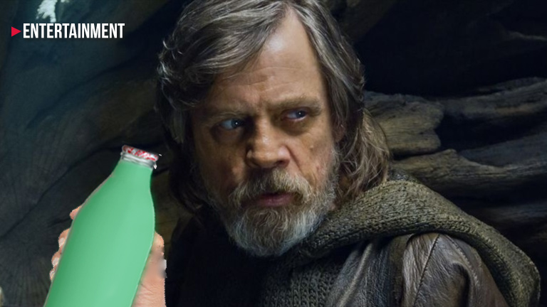 Star Wars: The Last Jedi GREEN MILK