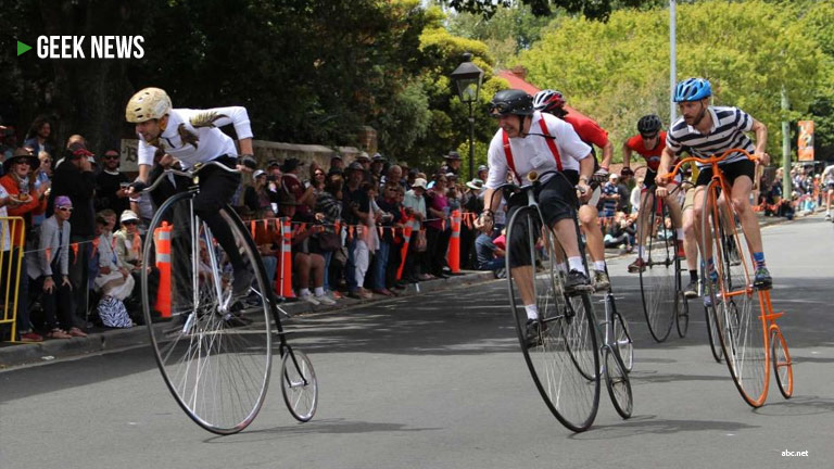 Why is it called penny-farthing