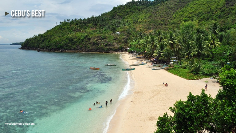 How to find the secluded Hidden Beach in Aloguinsan town, Cebu