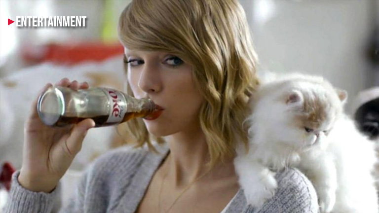 Meet Taylor Swift's cats: Olivia Benson and Meredith Grey