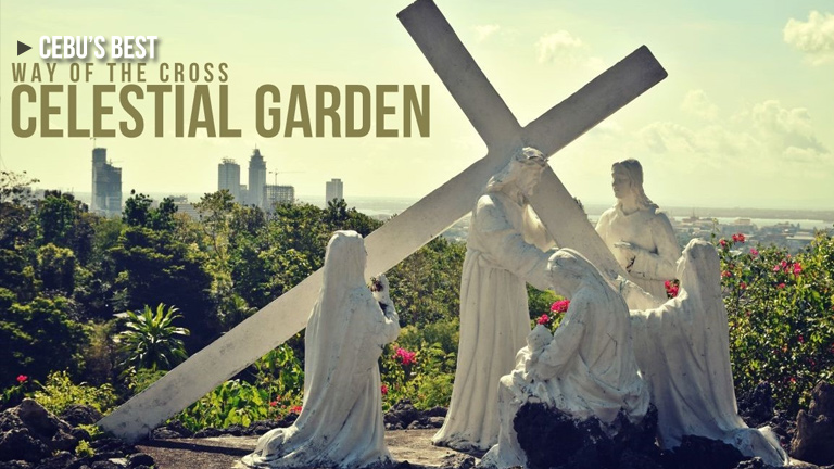 places in Cebu for a Station of the Cross pilgrimage