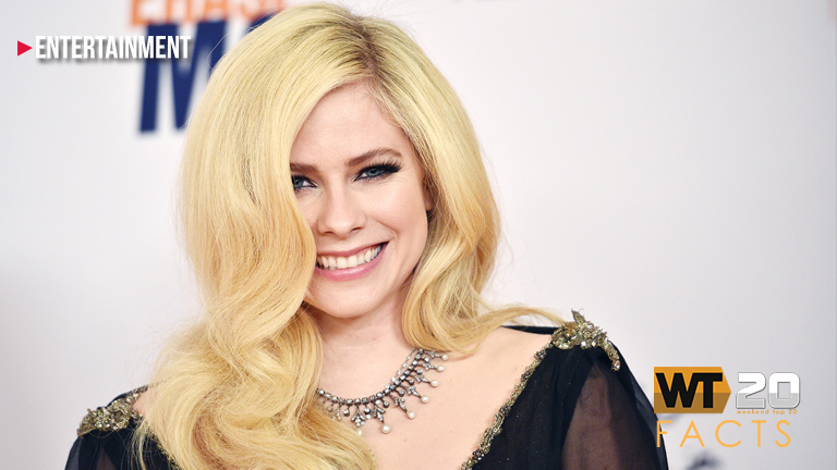 Avril Lavigne Dumb Blonde meaning
