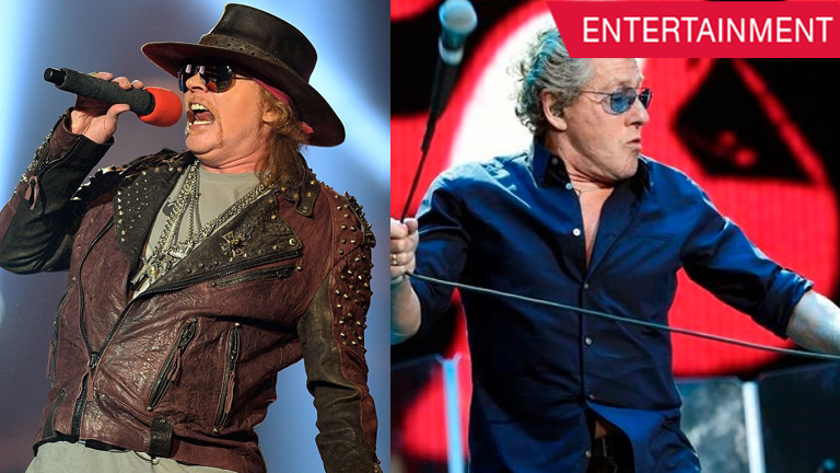 guns n roses and the who are working together y101fm