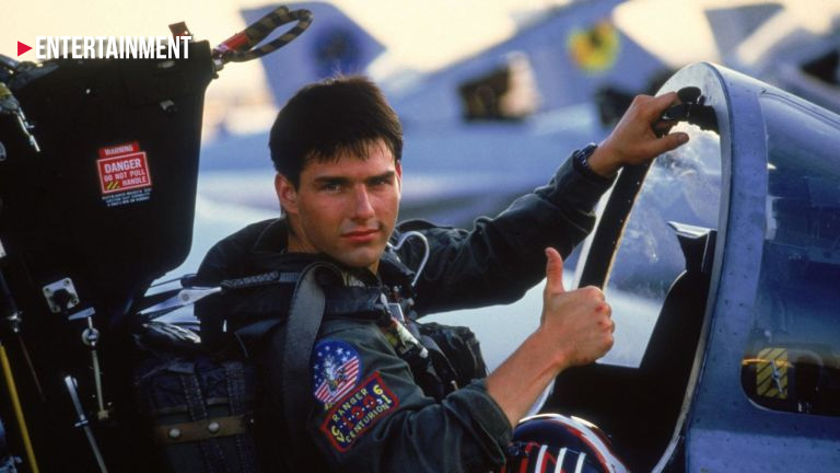 'Top Gun 2' confirmed by Tom Cruise