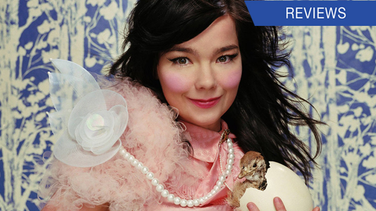Another headtrip video by the inimitable Bjork