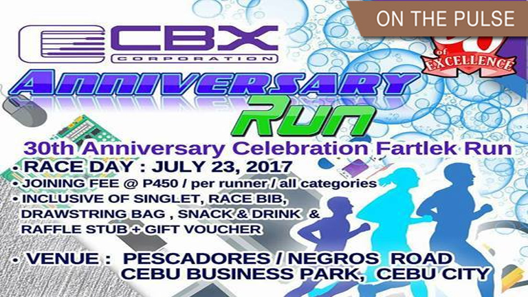 CBX Corporation run