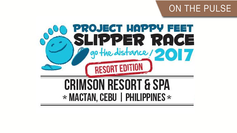 Happy Feet Slipper Race 2017