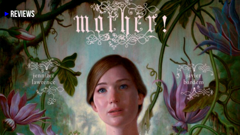 Jennifer Lawrence go seriously dark in the terrifying Mother movie