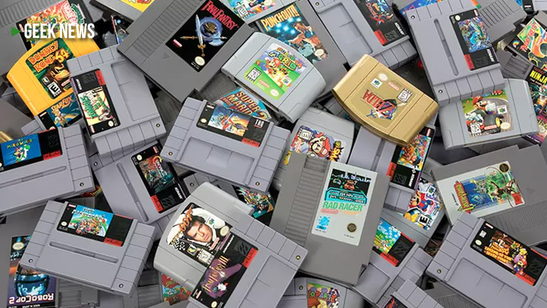 Man Trades in rare Nintendo game for $13,000