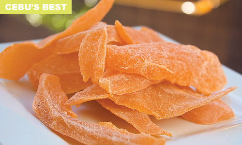 dried mangos cebu best
