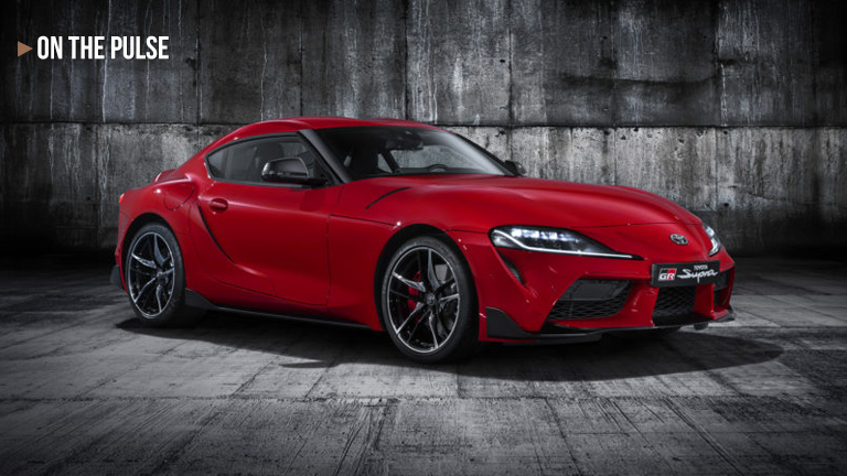 The All-new Toyota GR Supra