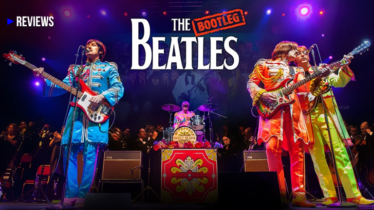 Bootleg Beatles concert cebu
