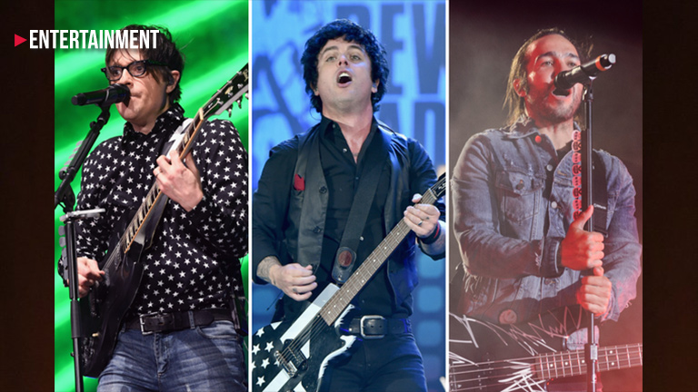 Green Day Announces New Song and Album 'Father of All' – plus tour with Weezer and Fall Out Boy