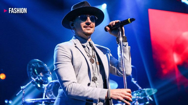 How to dress like Chester Bennington of Linkin Park