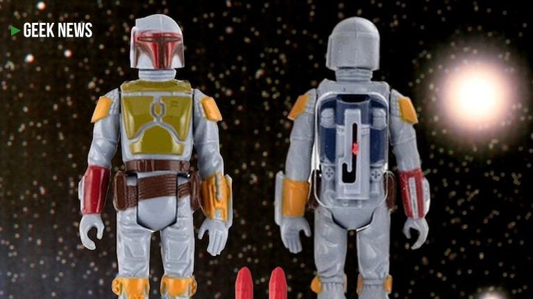 Rarest 'Star Wars' toy – Bobba Fett goes on auction