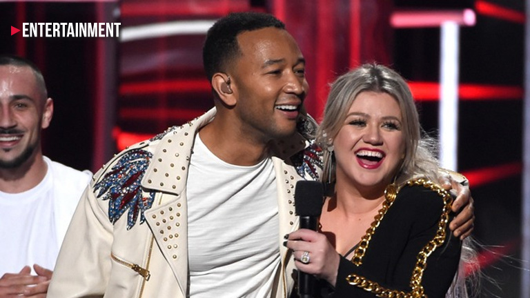 Christmas Classic 'Baby It's Cold Outside' by John Legend and Kelly Clarkson