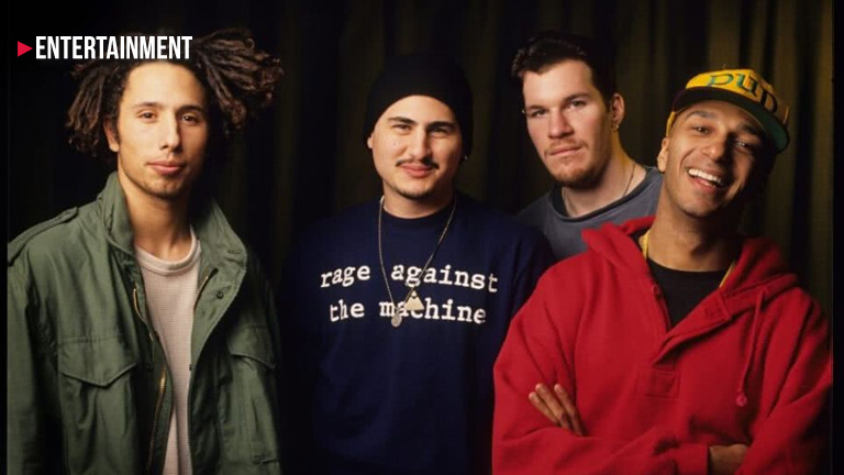 Rage Against the Machine announce reunion