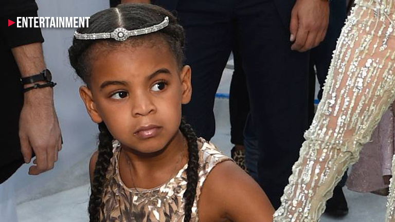 Beyonce's Daughter, Blue Ivy, Won Her First Songwriting Award