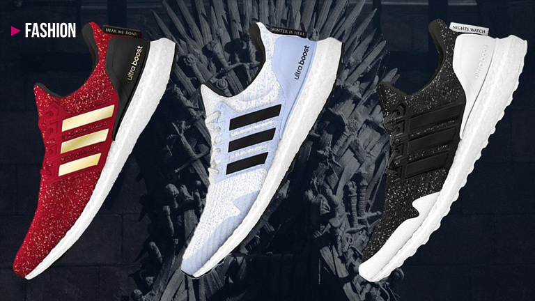 Adidas Ultra Boost Game of Thrones 2019